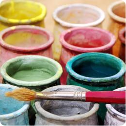 RI Pottery Painting